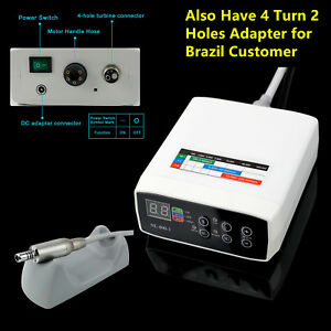 Refurbished Dental Electric Motor For 1 1 1 5 16 1 Handpiece Contra Angle