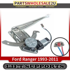 Front Left Electric Window Regulator W Motor For Ford Ranger 1993 2011 741 831
