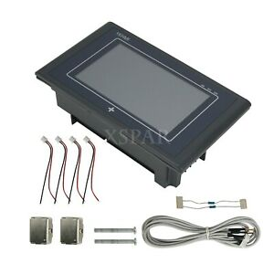 Plc Controller Programmable Logic Controller Touch Screen For Automation Control