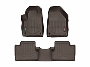 Weathertech Floorliner Floor Mats For 2019 2021 Jeep Cherokee