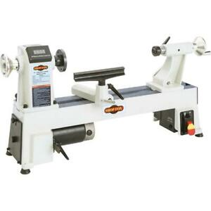 Shop Fox W1856 12 X 18 Variable speed Benchtop Wood Lathe