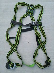 Miller Duraflex Safety Harness By Honeywell Fall Protection E752 cfgn 400lbs