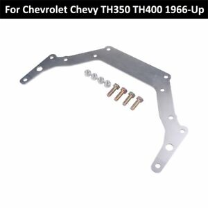 Transmission Adapter Plate For Chevrolet Chevy Th350 Th400 1966 up