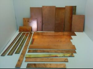 Assortment Un etched Copper Clad Circuit Boards Double Single Sided