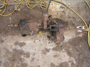 1967 Ford Bronco 3 Speed Trans And Transfercase