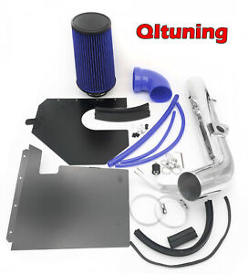 Blue For 2000 2004 Toyota Tundra 4 7l V8 Heat Shield Cold Air Intake Kit