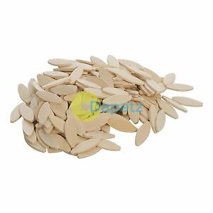 200 Biscuits No 20 Wooden Jointers Jointing Biscuit Dowels High Strength Joints