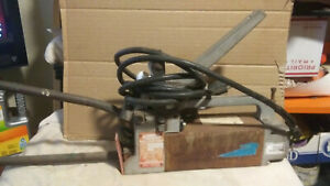 Dayton 2z543 Portable Spot Welder 110 Volts 20 Amps
