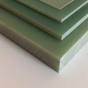 1 8 G 10 Glass Phenolic Plastic Sheet Priced Per Square Foot Cut To Size