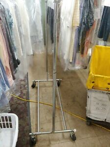 Folding Clothing Rack