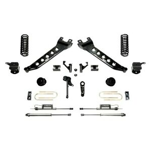 For Ram 3500 13 18 Fabtech 7 X 4 Radius Arm Front Rear Suspension Lift Kit