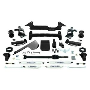 For Hummer H2 03 08 Fabtech 6 Performance Front Rear Suspension Lift Kit