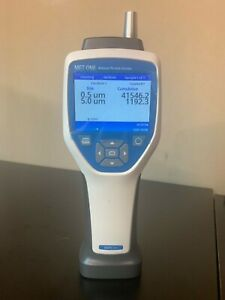 Portable Airborne Particle Counter Beckman Coulter Hhpc 2 2 channel