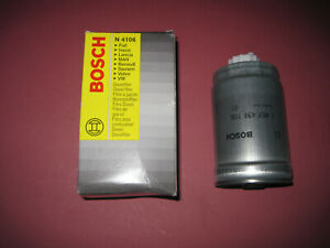 Bosch 74010 Diesel Fuel Filter For Some Vw Volvo Lancia Iveco Fiat Man Renault