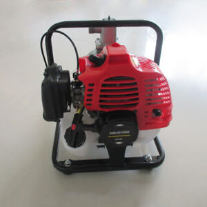 43cc 2 Hp Air cooled 2 stroke Gas Powered Water Transfer Pump Irrigation Pump Us
