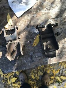 Mopar 383 440 Engine Motor Mounts B E Body Big Block Cuda Charger Challenger Gtx