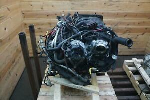 3 6l V6 Vvt Engine Motor Dropout Liftout Assembly Jeep Wrangler Jk 2014 18