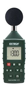 Extech Sl510 Sound Level Meter Class 2 Compact Meter Only
