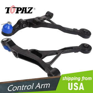 Control Arm Kit Pair For Dodge Stratus Cirrus Chrysler Front Lower Left Right