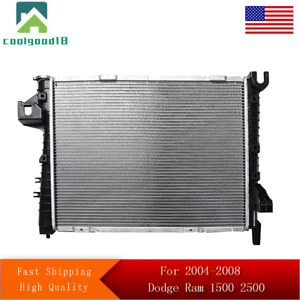 Radiator For 2003 2008 Dodge Ram 3500 2500 1500 Laramie St Slt