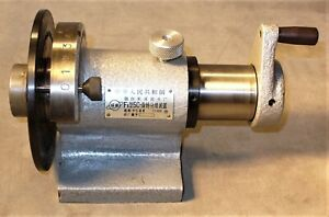 5c Spin Index indexer Fixture 0 To 36 New In Wood Box machine Tool