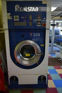 Dry Cleaning Equipment entire Plant