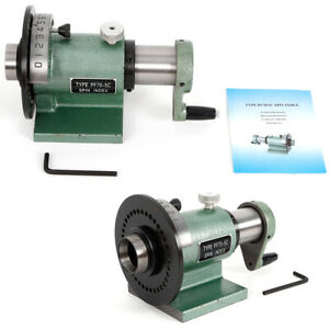 5c Indexing Spin Jigs Fixture Collet Indexer Tool 1 1 8 For Grinders Milling Us