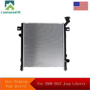 Radiator For 2008 12 Jeep Liberty 3 7l Lifetime Warranty Free Shipping