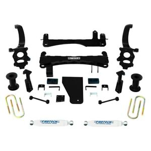 For Nissan Titan 14 15 Fabtech 6 X 3 Basic Front Rear Suspension Lift Kit
