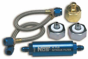 Nos Nitrous Refill Pump Station Component Transfer Line Assembly