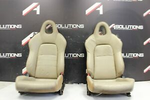 2004 Honda S2000 Ap2 Oem Tan Leather Seats