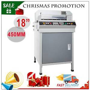 450mm 18 Electric Paper Cutter Automatic Paper Cutting Machine Infrared Laser