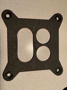 1965 67 Chevelle Chevy Ii Holley Carb To Alum Intake Gasket 14 3043 3245 3613