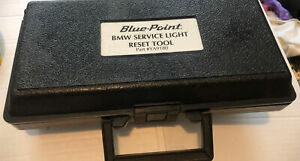Blue Point Bmw Service Light Reset Tool Ya9180 Pre Owned