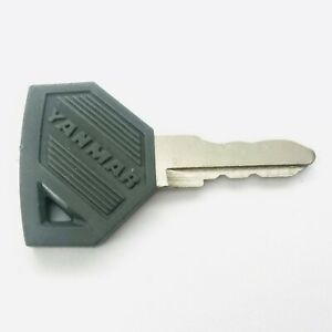Yanmar Tractor Ignition Key With Logo 198360 52160