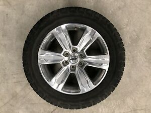 Ford F150 Tire Wheel Set Used