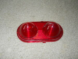 Nos Tail Lamp Light Lens 50 51 52 Buick Century Electra Roadmaster Guide Gm Vint
