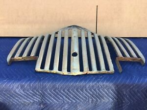 1941 1946 Chevy Fire Truck Lower Grill