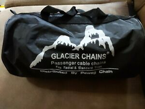 Glacier Ladder Cable Passenger Vehicle Tire Chains 1046