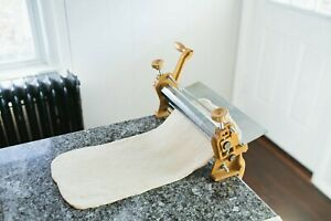 Dough Sheeter Roller 12 Bakery Bread Pizza Pasta Pastry Fondant And More