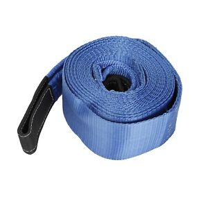 4 X 30 Heavy Duty Recovery Winch Tow Loop Strap 4x4 Rope Chain Towing Tow