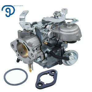 1 Barrel New Carburetor For Chevy Gmc L6 4 1l 250 4 8l 292 W Choke Thermostat