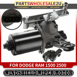 Windshield Wiper Motor For Dodge Ram1500 2500 3500 4500 5500 Front 40 3025