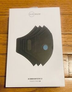 New Airnium Urban Air 2 0 Mask Filters Size Xs 3 Filters In Pack Sold Out