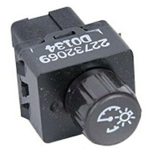 For Chevy Cobalt 05 10 Acdelco Genuine Gm Parts Instrument Panel Dimmer Switch