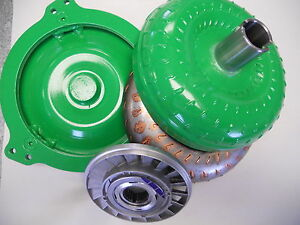 Gm 350 Th350 Th400 Powerglide Stall 3500 Torque Converter 9 5