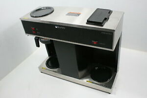See Notes Bunn 04275 0031 Vps 12 cup Pourover Coffee Brewer W 3 Warmers 120v