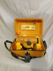 Topcon At g7 Auto Level With Case