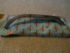 Nos Fender Front Grill Outline Trim 59 1959 Buick Invicta Lesabre Wildcat Gm Vi
