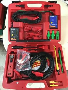 Power Probe Master Combo Kit Circuit Tester Kit